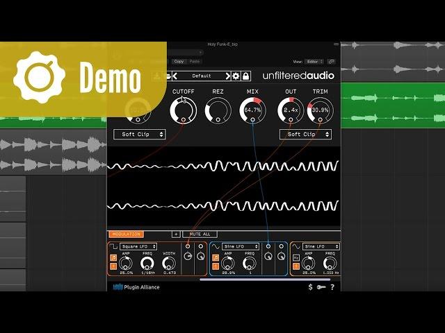 Unfiltered Audio Indent Demo