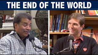StarTalk Podcast: The End of The World, with Josh Clark and Neil deGrasse Tyson