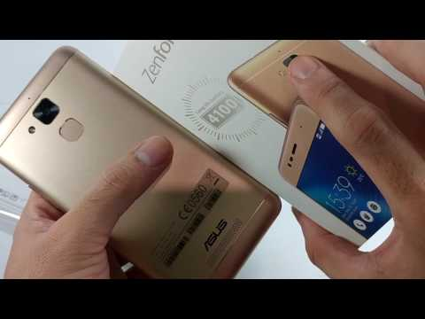 ASUS ZenFone 3 Max Unboxing And First Thoughts 52 Inch ZC520TL