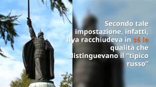 Ilya Muromets Dall'infanzia all'incontro con Svjatogor (parte 1)