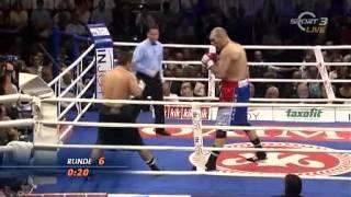 РУСЛАН ЧАГАЕВ и НИКОЛАЙ ВАЛУЕВ  Бокс