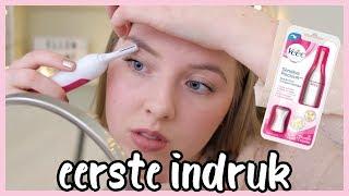 EERSTE INDRUK Veet Sensitive Precision Beauty Styler ⭐️