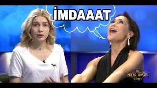 Hülya Avşar 'a Imdaaat Dedirtti ( Aleyna Tilki )