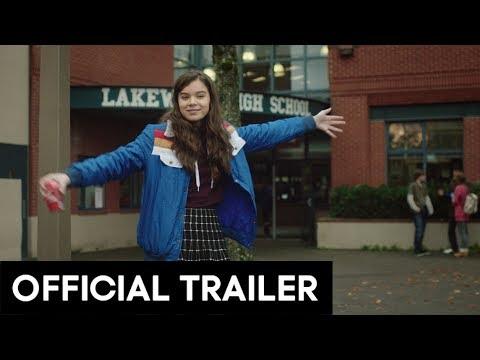 The Edge of Seventeen (UK Trailer)
