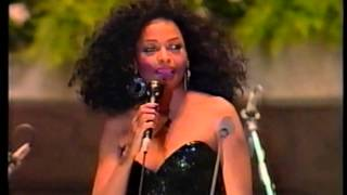 Ain't No Mountain High Enough -1996- Diana Ross live in Budapest-