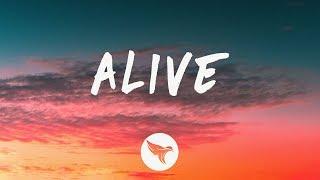 Dabin   Alive (Lyrics) Feat. RUNN