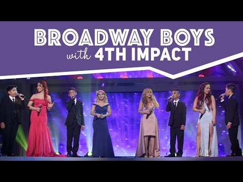 Broadway Boys w/ 4th Impact | January 6, 2018