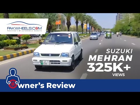 Suzuki Mehran VXR | Owner's Review