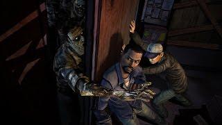 The Walking Dead Season 1 Часть 2 Трудный Выбор