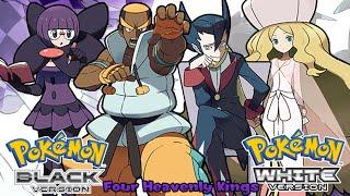 Pokemon Black/White - Battle! Elite Four Music (HQ)