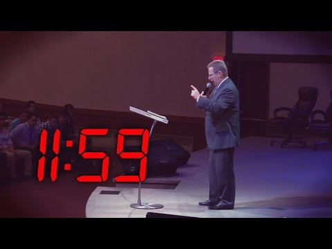 """11:59"" – Pastor Raymond Woodward"