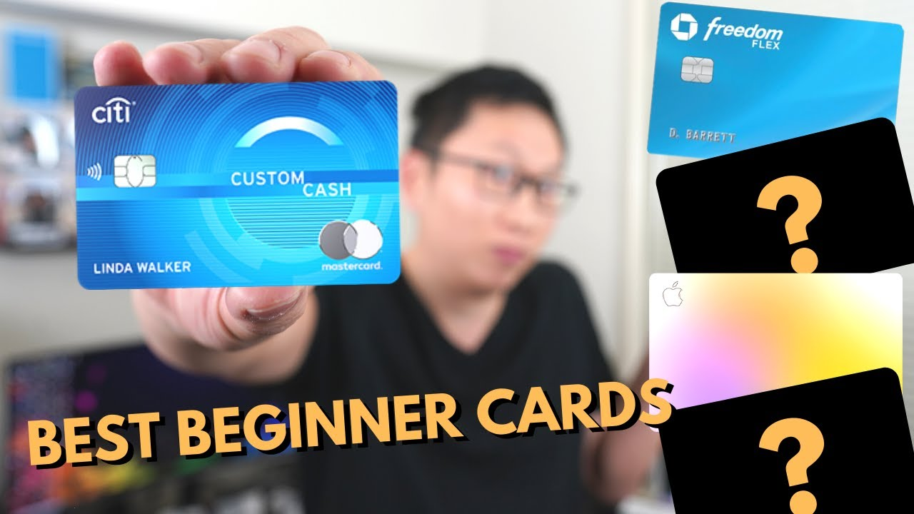 5 Finest Credit Cards for Beginners 2021