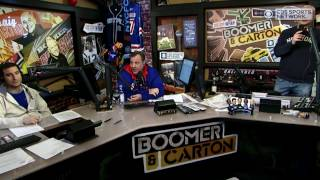 Boomer and Carton: Melo named to the All-Star Game