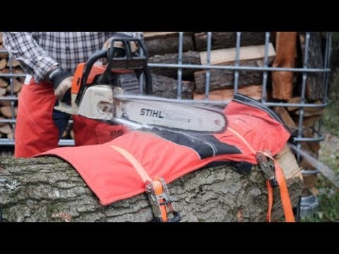 #269 Just How Effective are Chainsaw Chaps? We find Out!