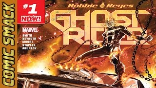 Ghost Rider #1 (2016) Comic Smack