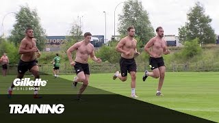 How Rugby Training Has Been Revolutionized   Gillette World Sport