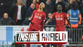 INSIDE ANFIELD: Liverpool 3-1 Man City   The UNSEEN footage