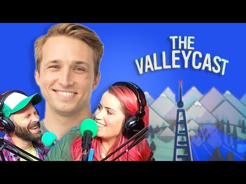 I died in a pool when I was a baby | The Valleycast, Ep. 42 w/ Shayne Topp (SMOSH)