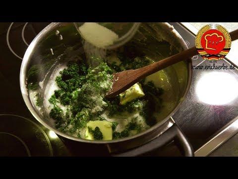 Rezept #219: Grünkohlsuppe | Ostdeutsch Kochen