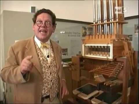 Strumenti musicale-Gli Organi Antichi