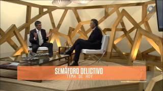 México Social - Semáforo delictivo