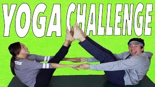 HILARIOUS Yoga Challenge with my Mom   Brennen Taylor