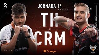Team Heretics VS Cream Esports | Jornada 14 | Temporada 2018/2019