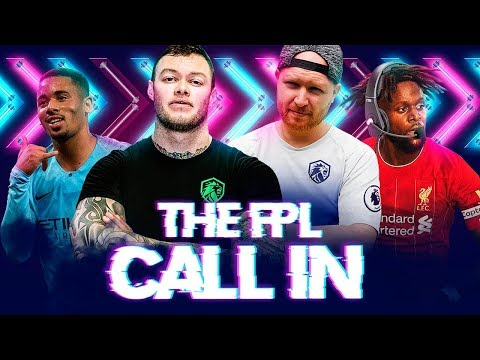 FPL | Mini-League Discussion | The Elite FPL Call In #FPL #FANTASYPL #FANTASYFOOTBALL