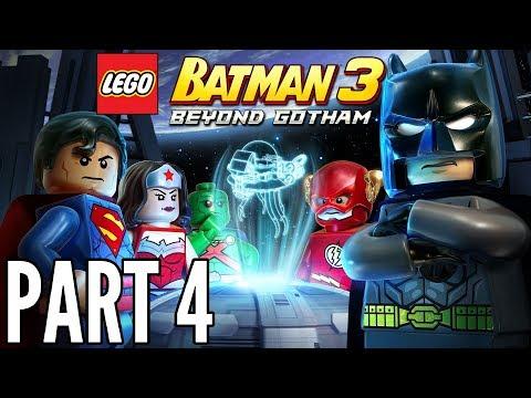 Lego Batman 3 - Beyond Gotham #4 | BITVA O WATCHTOWER