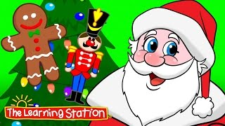 Christmas Songs for Kids ♫ Christmas Around the World ♫ Christmas Kids Songs by The Learning Station