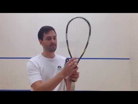 Prince Pro Beast 750 PowerBite Squash Racket Review