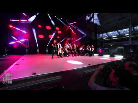 London Studio Centre at MOVE IT 2015: choreography by Lee Alexander