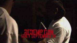 """Huey ft. Tynisha Keli recording of """"They Say"""" - Redemption In Stores 9.14.10"""