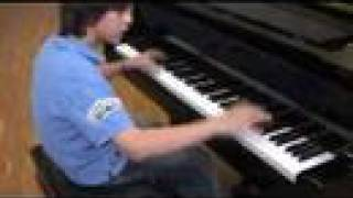 Freestyle Boogie Woogie - Piano solo
