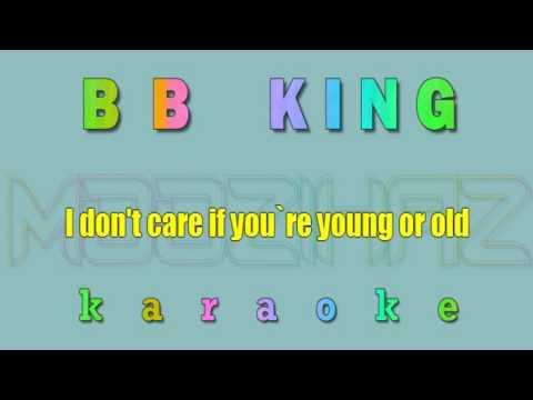 Let The Good Times Roll Bb King Karaoke Instrumental