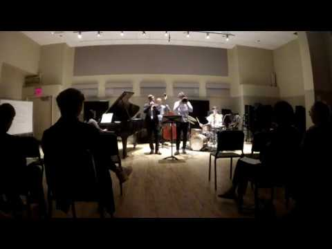 "One of my original composition ""We Will Meet Again"" from Pete Lazorcik Senior Recital in Manhattan School of Music"