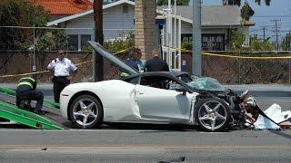Death on Russian roads!Shocking car crashes!
