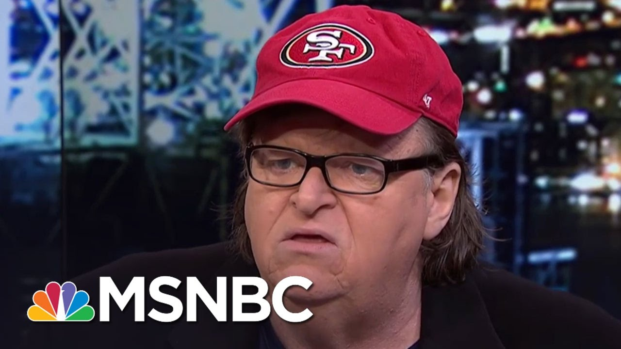 Michael Moore: 'We Have To Keep Fighting' | All In | MSNBC thumbnail