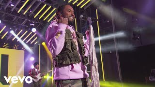 Miguel - Pineapple Skies (Jimmy Kimmel Live!) - Video Youtube