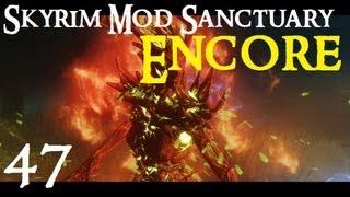 Skyrim Mod Sanctuary 47 ENCORE : aMidianBorn Book of Silence