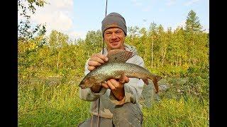 Северный урал рыбалка на хариуса