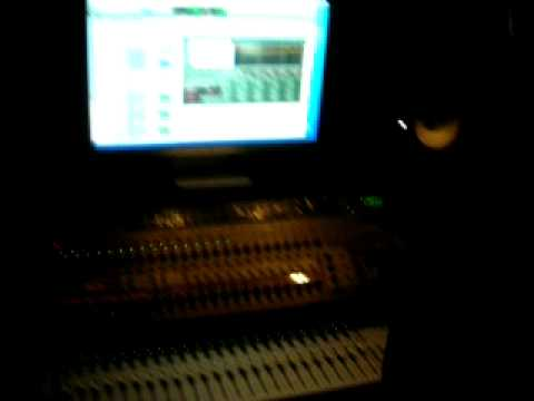 BLAKKKA RED T.V Me and Big Blas working on A track we just finish