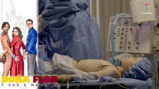 Doña Flor Y Sus 2 Maridos - Capítulo 60: ¡Dieguito Corre Peligro De Muerte! | Televisa