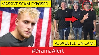 Jake Paul MASSIVE SCAM EXPOSED! #DramaAlert NEW Logan Paul DISS TRACK? Nelk ASSAULTED! TFue RAGE!