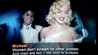Michael Jackson Spoke Badly About Madonna