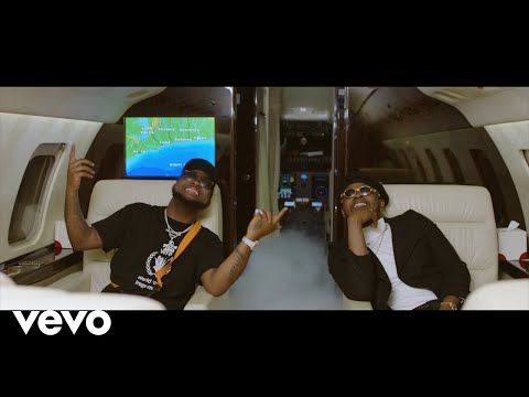 "Kizz Daniel & Davido – ""One Ticket"""