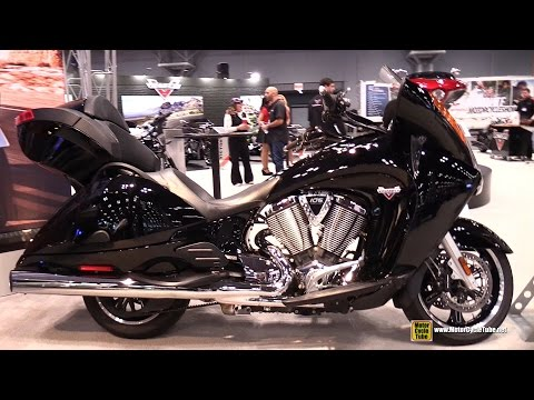 2015 Victory Vision Tour - Walkaround - 2014 New York Motorcycle Show