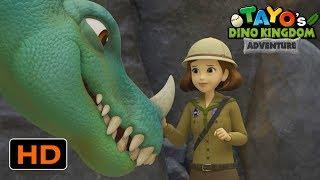 *NEW* Tayo Dino Kingdom Adventure l Clip 2 l Tayo the Little Bus