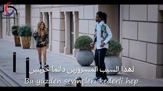 أغنية تركية رائعة - زينات سالي - هل أبكي؟ لن أبكي مترجمة للعربية Ağlar Mıyım? Ağlamam