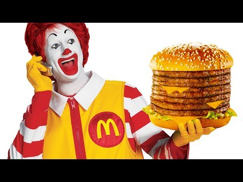 , title : 'Top 10 Things McDonald's Doesn't Want You To Know!